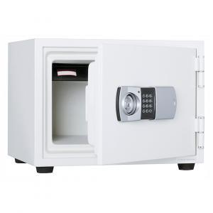 【事務用品】耐火金庫 容量20ℓ 1時間耐火 テンキ―式
