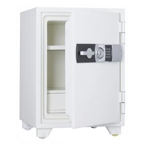 【事務用品】耐火金庫 容量52ℓ 1時間耐火 テンキー式