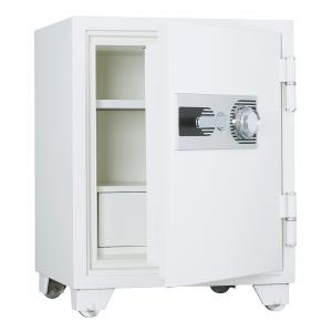 【事務用品】耐火金庫 容量87ℓ 2時間耐火 ダイヤル式