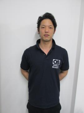福岡本店の担当スタッフ