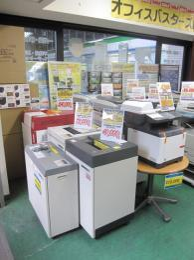 品川・三田店店内写真4