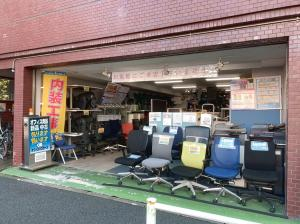 日本橋店店頭写真